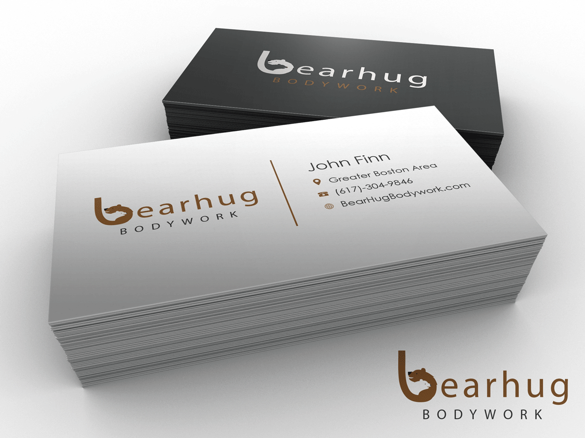92 Feminine Business Card Designs | Massage Therapy Business Card ...
