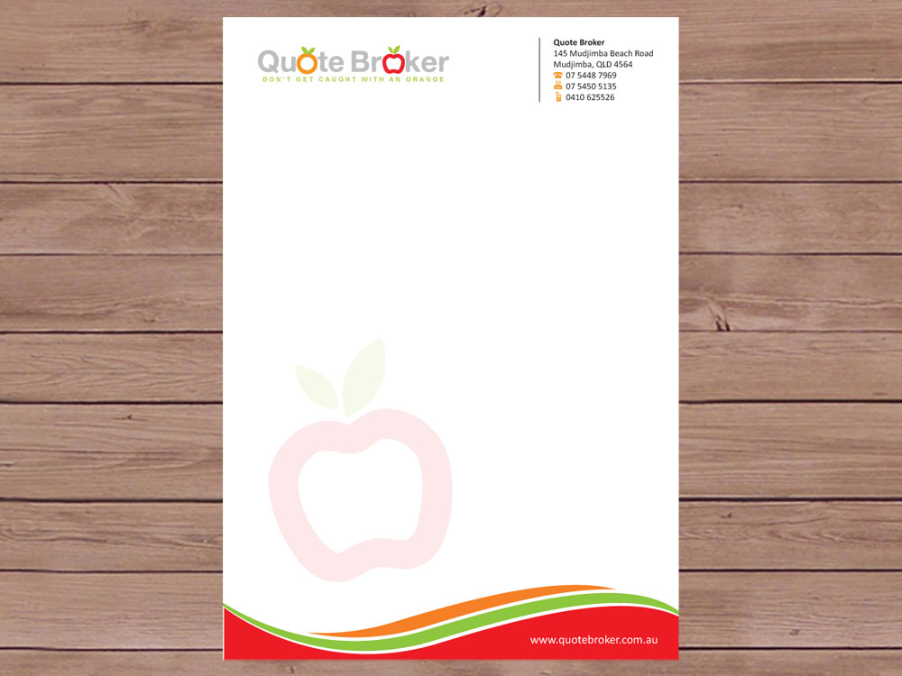 36 Bold Modern Letterhead Designs For A Business In Australia