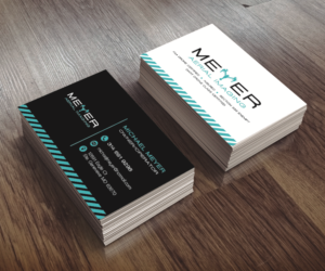 Business card design for meyer aerial imaging by dirtyemm design business card design by rocio martin osuna for meyer aerial imaging design 9676121 reheart Choice Image