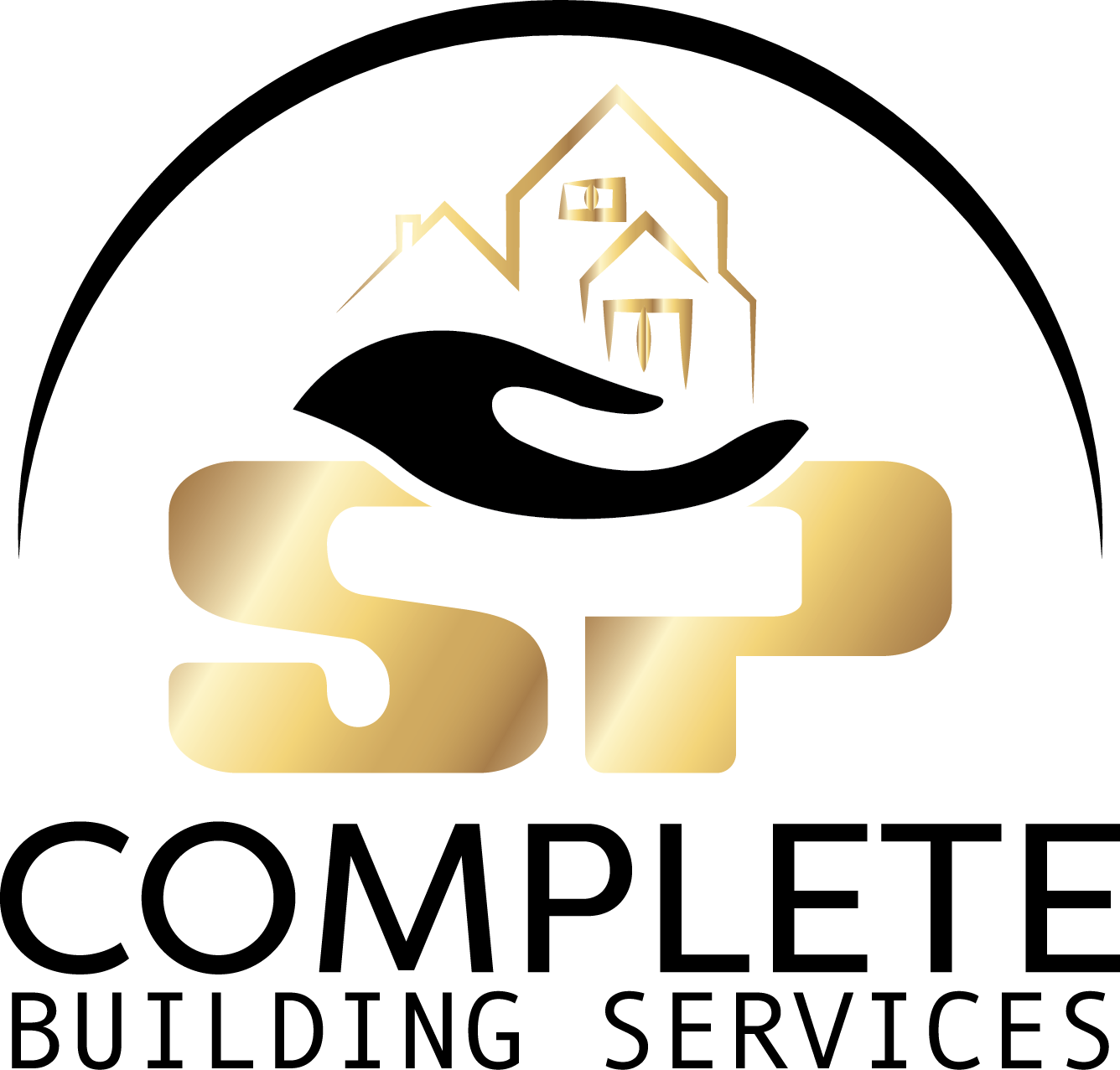 Logo design for sp complete building services by gcd design 9824498 logo design by gcd for sp complete building services small buildingrestoration company in biocorpaavc Choice Image