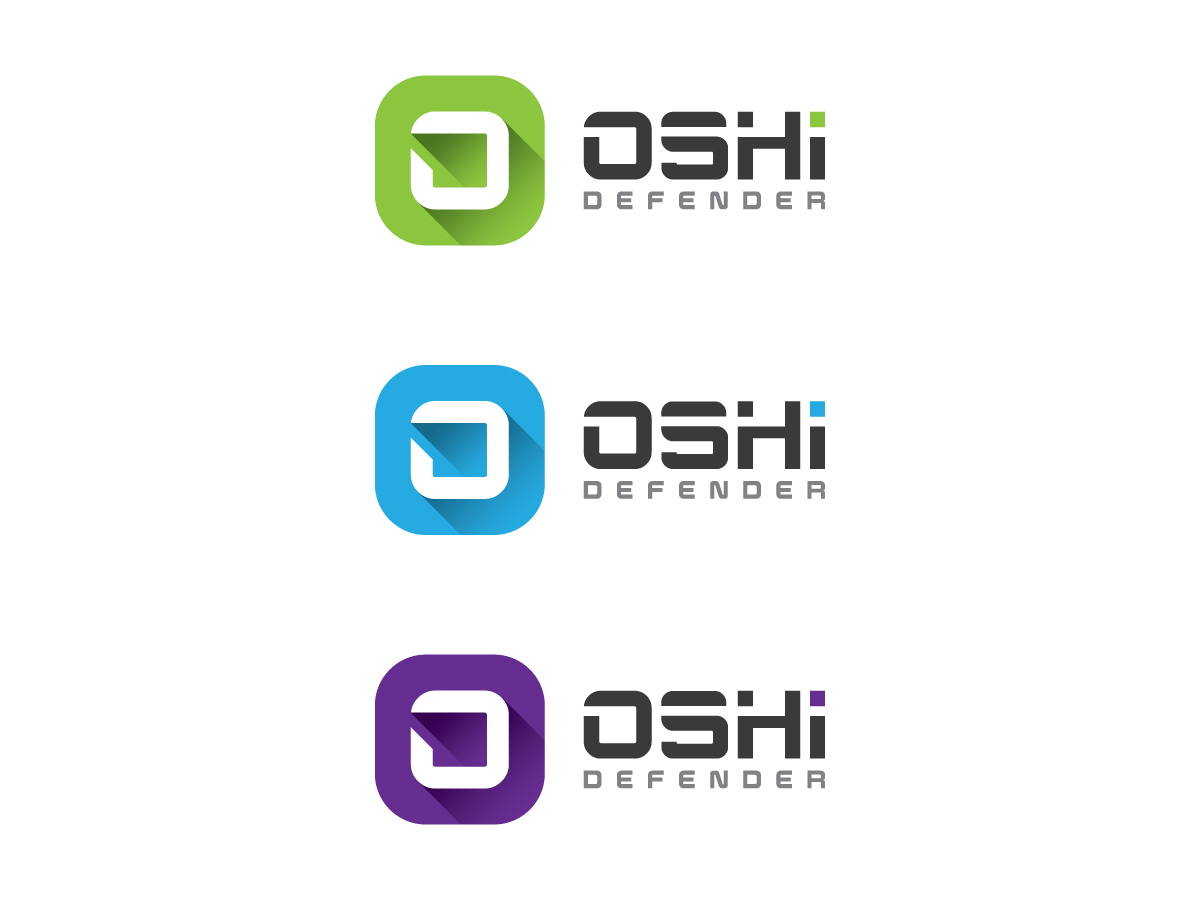 Serious Professional Logo Design For Oshi Defender By