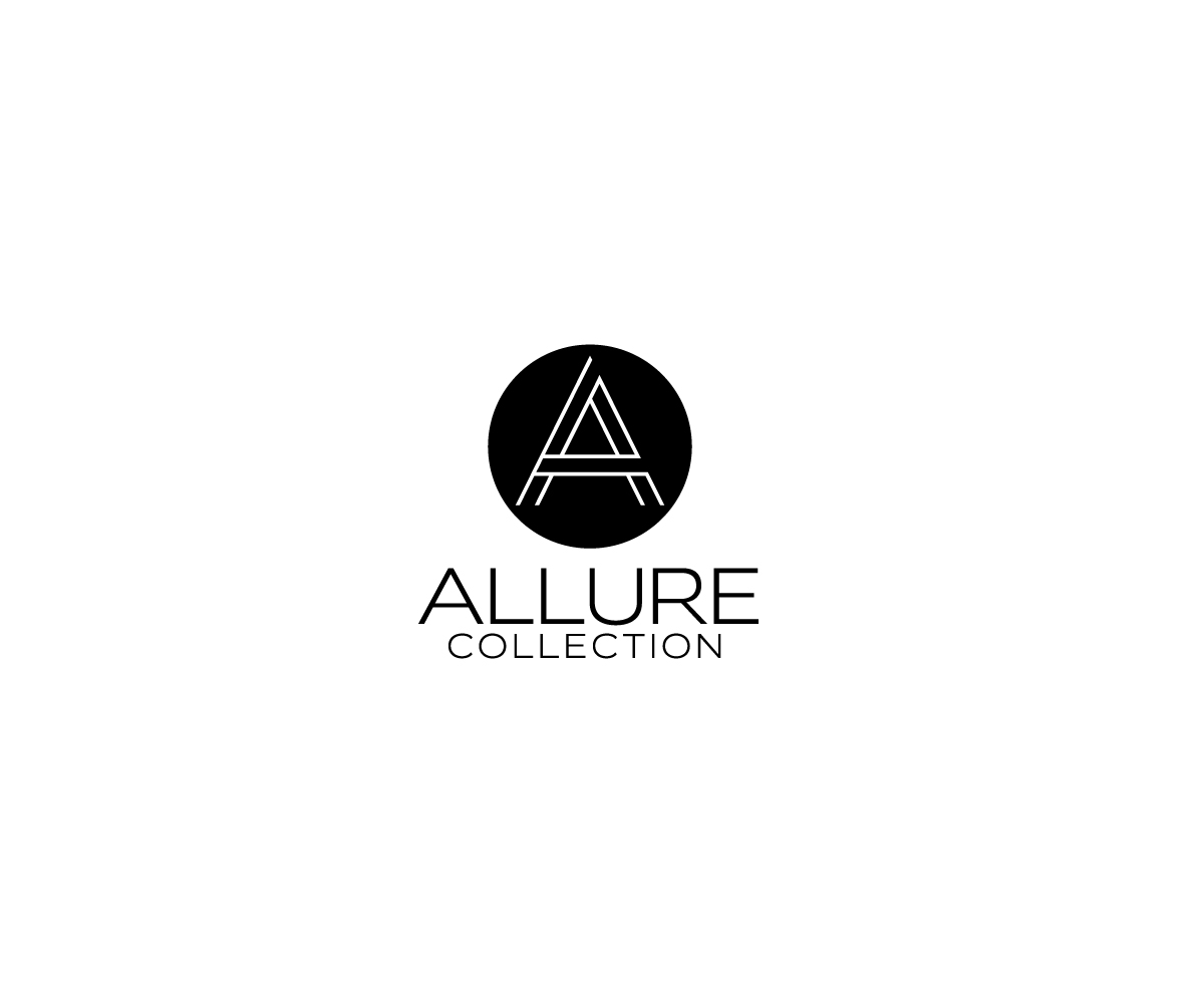 Logo design for the allure collection by wizard of art for Logo creation wizard