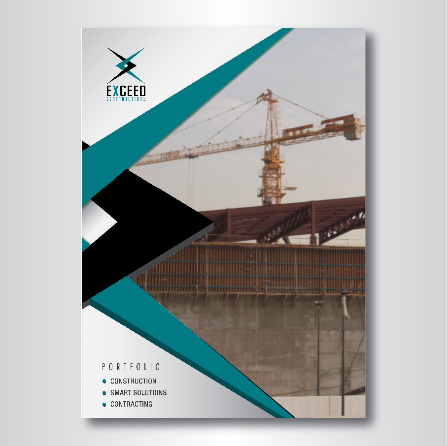 Design graphique l gant moderne pour exceed construction for Architecture graphique