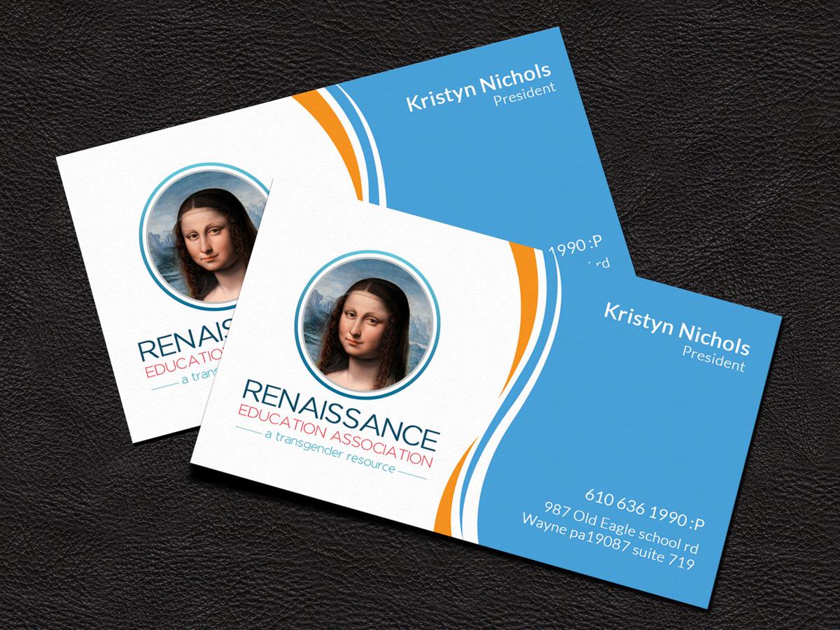 Elegant, Playful Business Card Design by Sandaruwan | Design #9782547