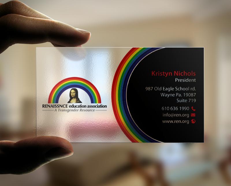 Elegant, Playful Business Card Design by chandrayaan.creative ...