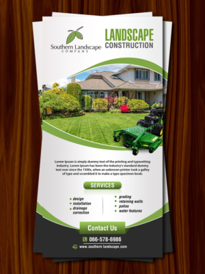 landscaping flyer designs 129 flyers to browse page 4