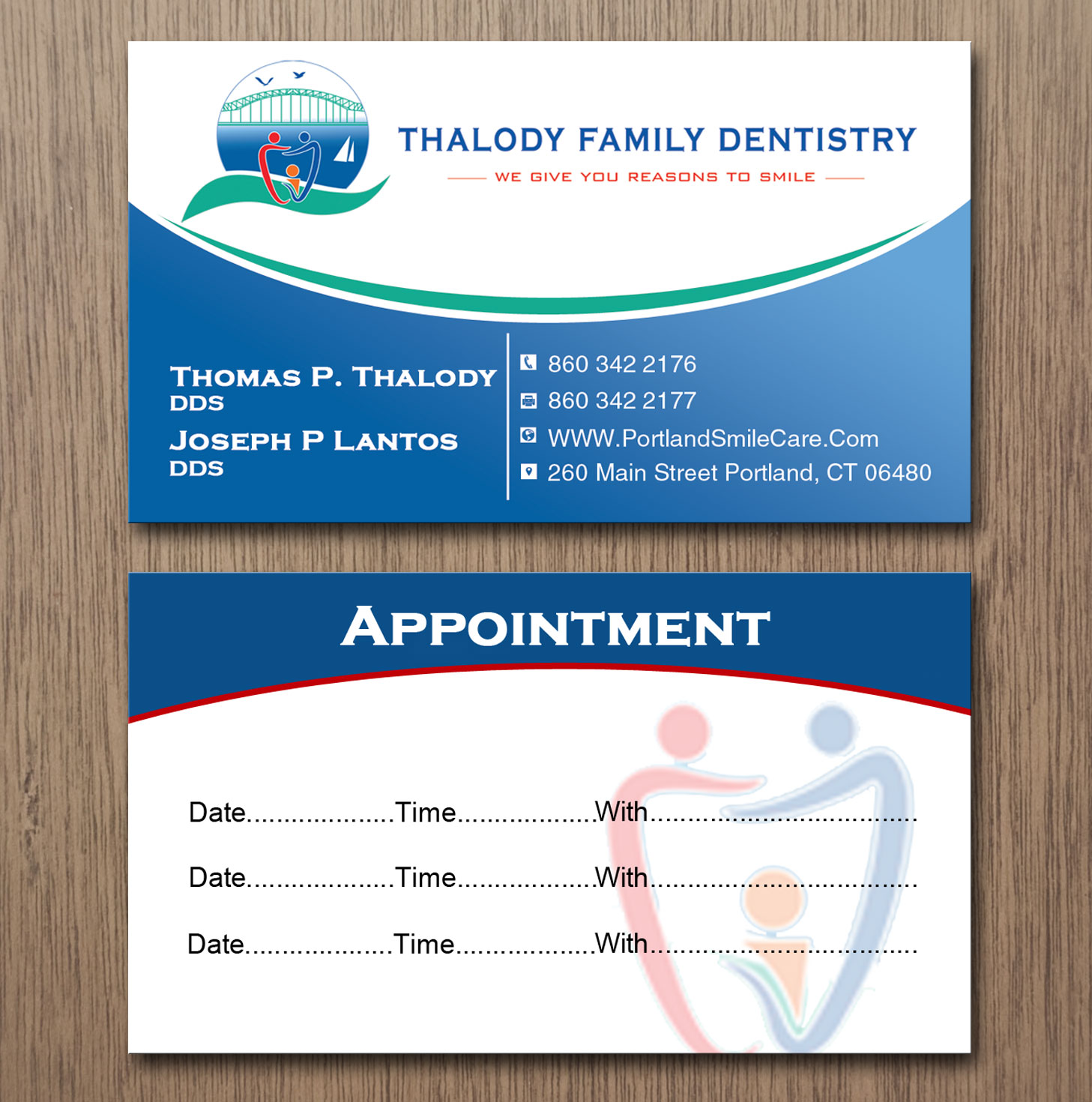 Serious, Modern Business Card Design for Thomas Thalody by Lanka ...
