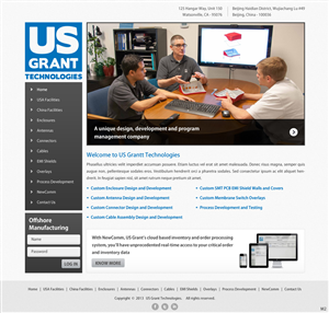 Web Design by pb - Web Design US Grant