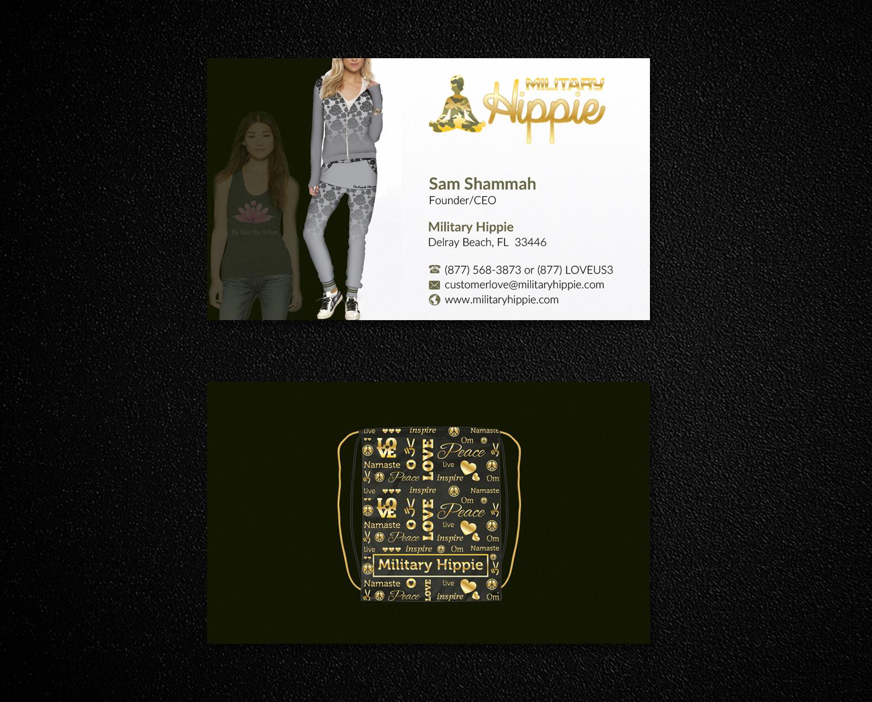 Elegant, Playful, Business Business Card Design for My Organic Juice ...