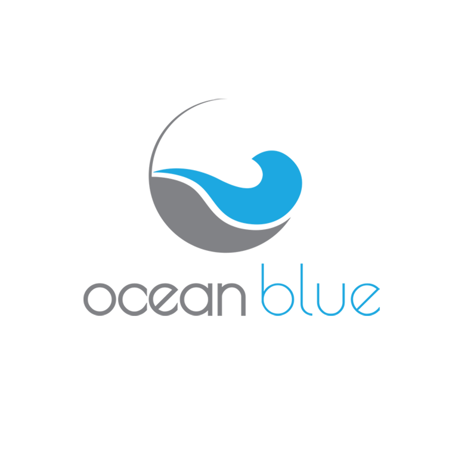 exklusiv elegant advertising logo design f r ocean blue von hasanusjamanrubel design 9875268. Black Bedroom Furniture Sets. Home Design Ideas