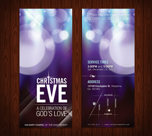 church flyer designs