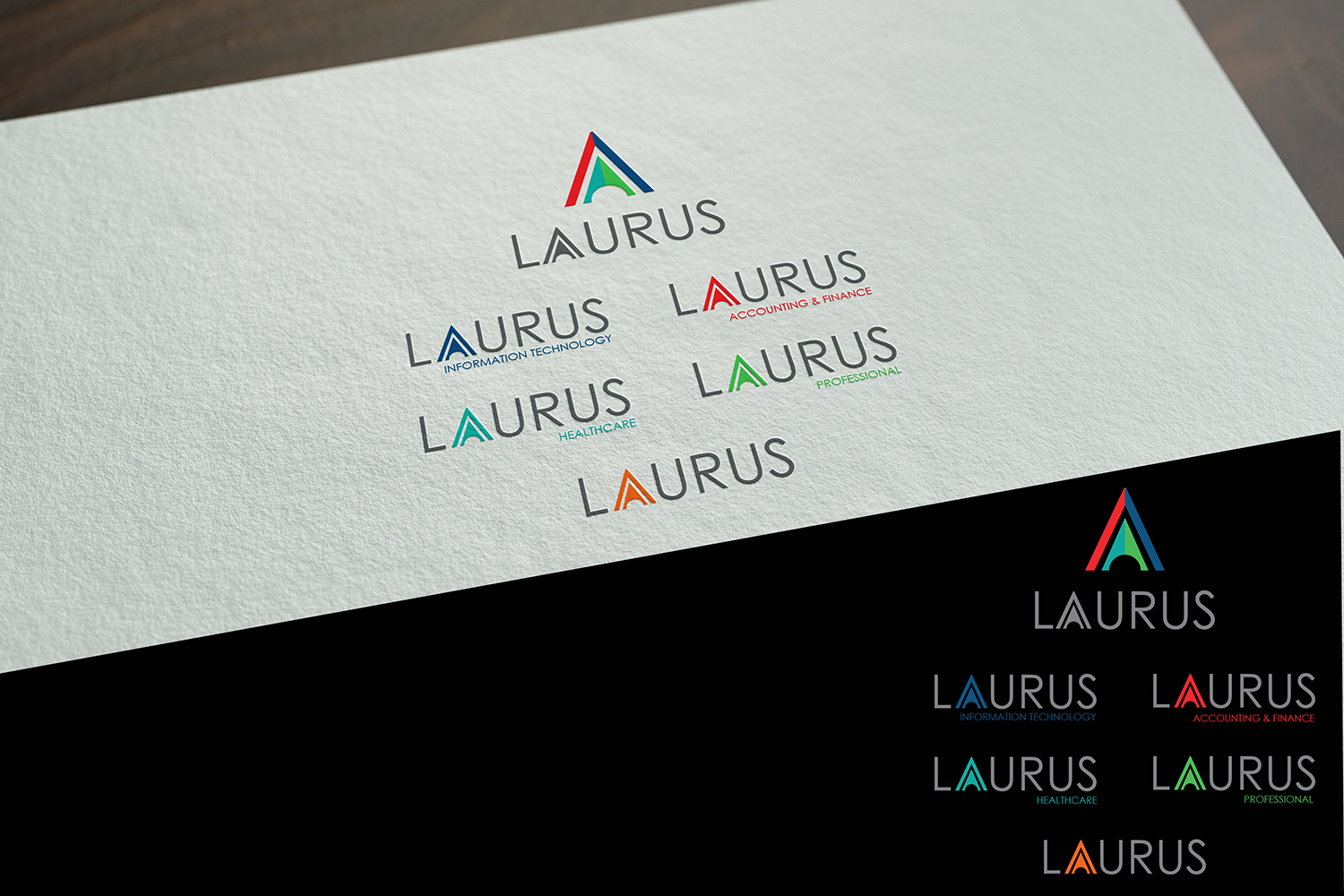 Professional bold logo design for laurus by sushil kumar design logo design by sushil kumar for create a unique logo for a recruiting firm that represents magicingreecefo Gallery