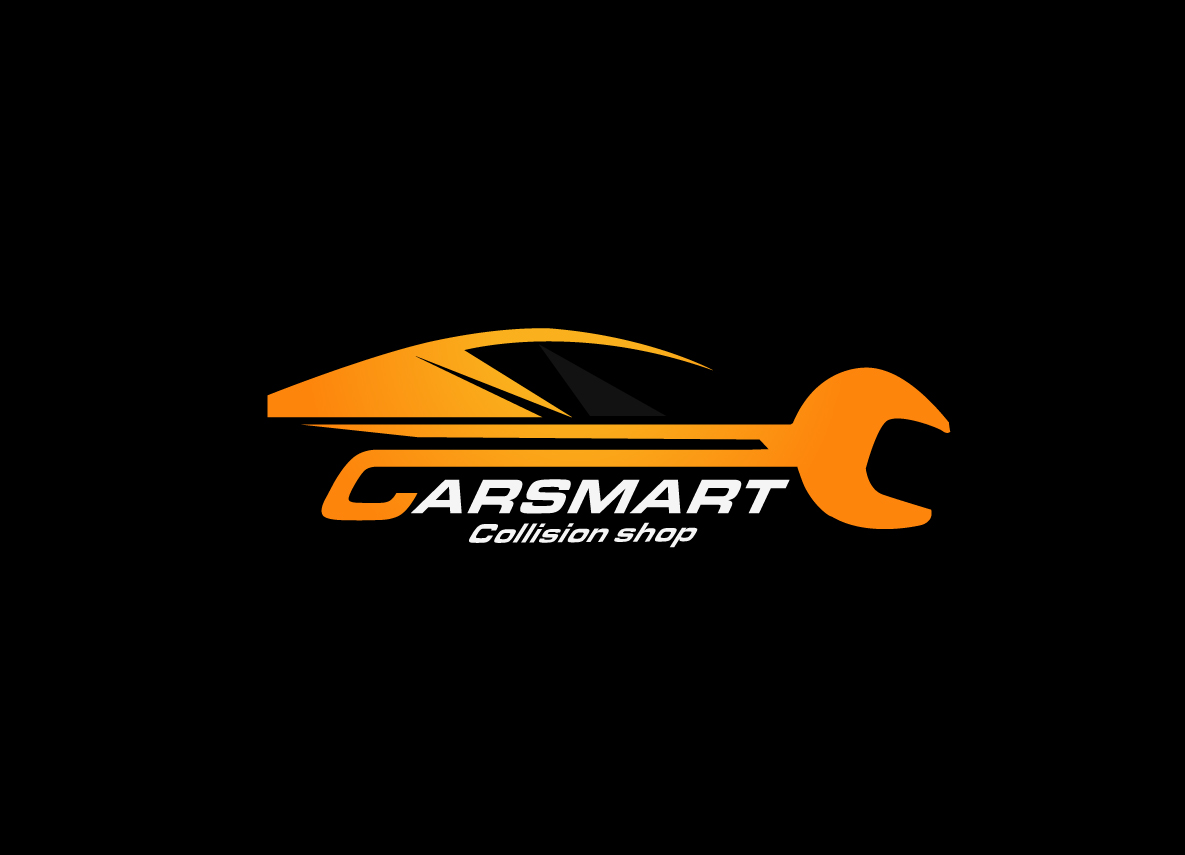 Serious Modern Automotive Logo Design For Carsmart Collision