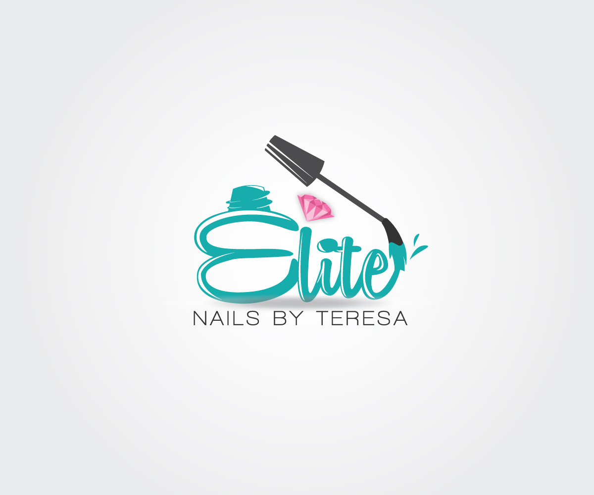 Printing Logo Design for Professional and Unique Nails Created Just ...