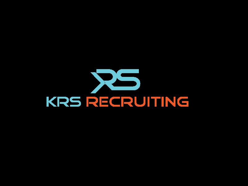 Serious Professional Construction Logo Design For Krs Recruiting