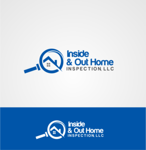 Superb Logo Design (Design #9857335) Submitted To Home Inspection Logo Design  (Closed)