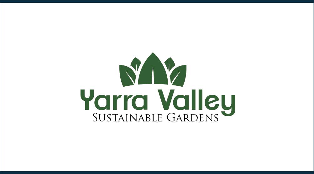 Design de logo for yarra valley sustainable gardens by for Garden design yarra valley