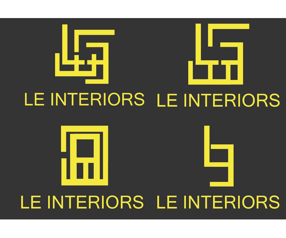 Haut de gamme conservateur logo design by lgd design for High end interior design companies