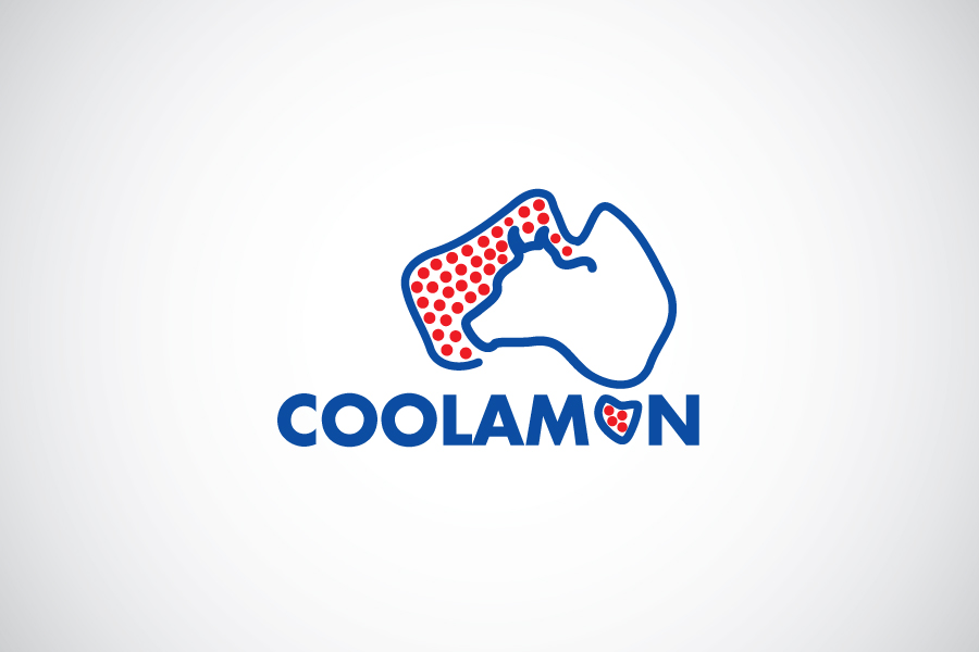 Serious traditional logo design for coolamon by ecorokerz for Decor 18 international pty ltd
