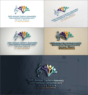 Performing art logo design galleries for inspiration 70th annual cantors assembly international convention every voice matters jersey shore reheart Images