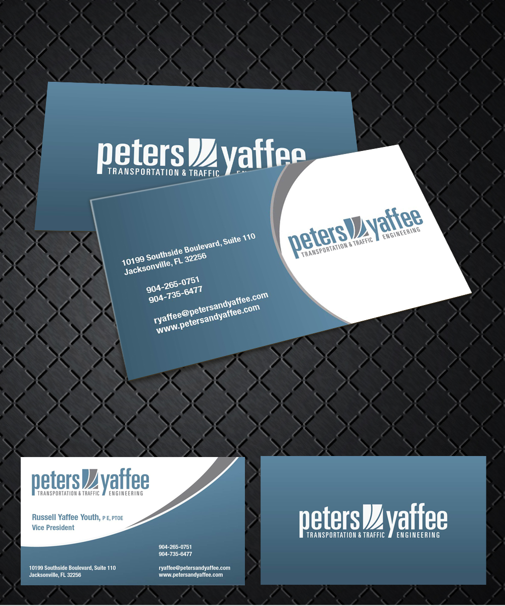 Elegant playful business business card design for a company by business card design by joliau for this project design 9912003 reheart Choice Image
