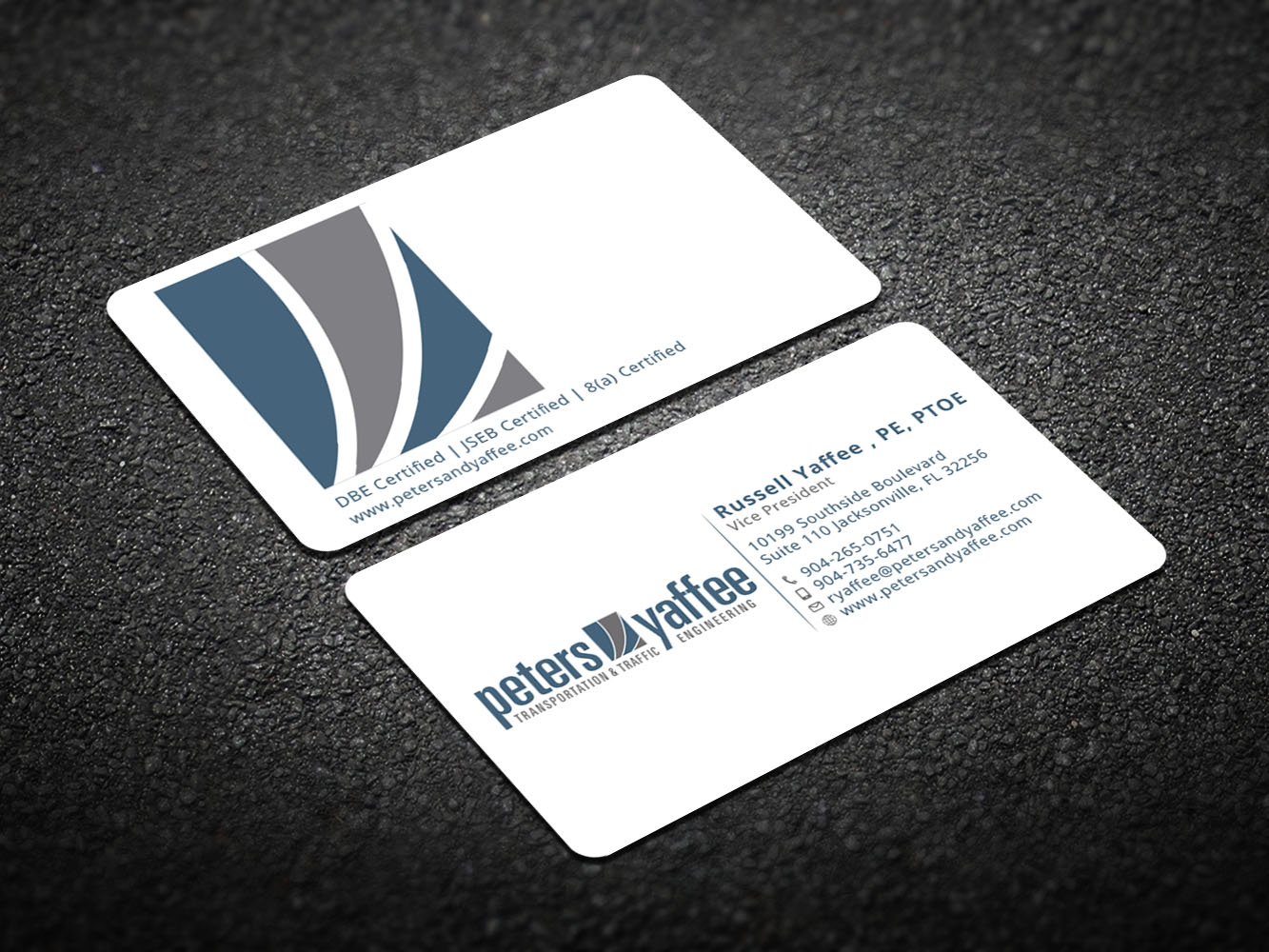 Elegant playful business business card design for a company by business card design by design xeneration for this project design 9919355 reheart Choice Image