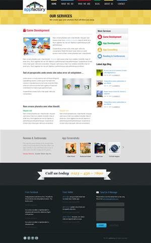 Web Design by rocky82