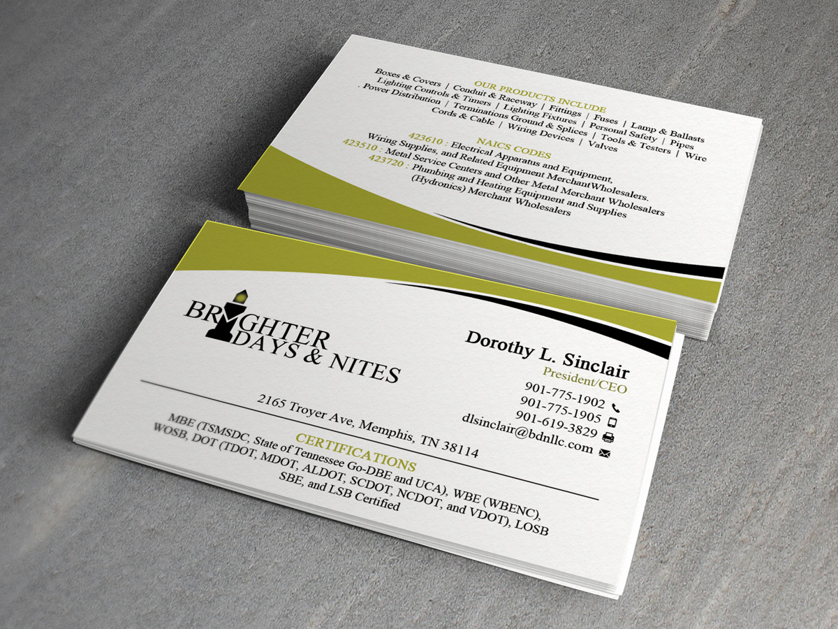 Business Business Card Design For A Company By Sandaruwan Design 9874057