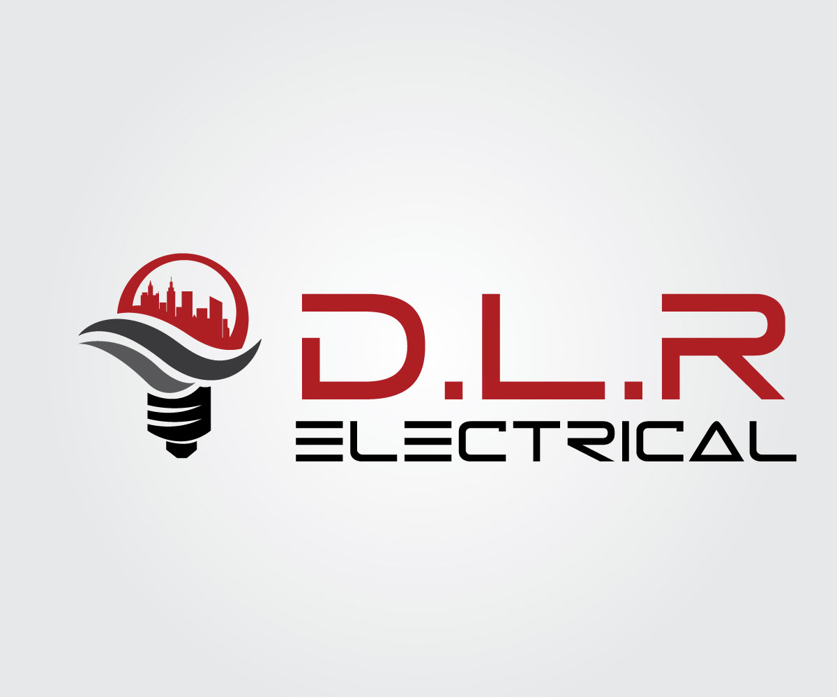 Contractor logo design for d l r electrical by aeidan for D for design