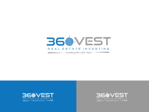 93 Serious Professional Logo Designs for 360VEST / Real Estate ...