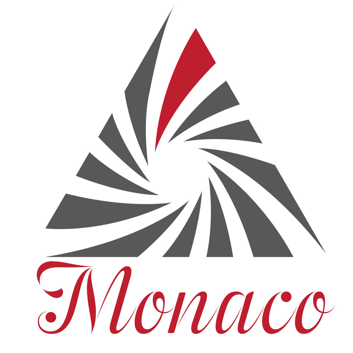 Bold serious building logo design for monaco by graphic for Logo creation wizard