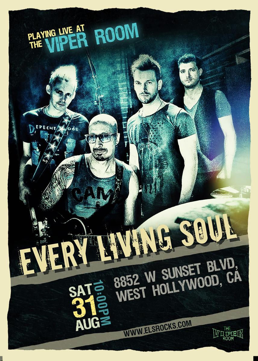 Living Soul : Professionell, Fett , Internet Flyer-Design for Every ...