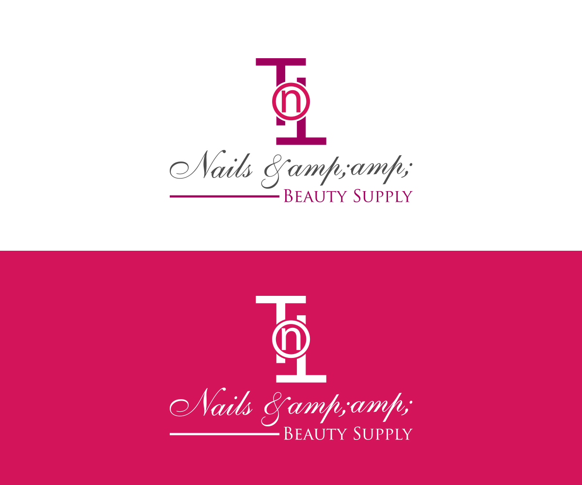 Elegant, Playful, Nail Logo Design for TnT Nails & Beauty Supply by ...