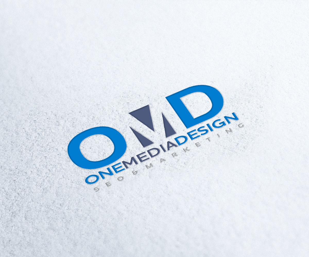 Digital Logo Design For One Media Design By Vishak Vasu