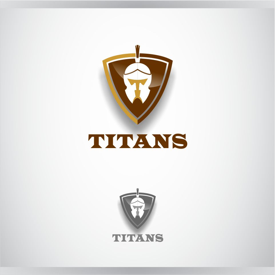 Serious Masculine It Company Logo Design For Either T Or Titans Or