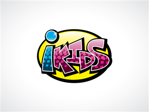 "Logo Design job – ""iKids"" cutting-edge childrens program needs innovative logo! – Winning design by Kitchenfoil"
