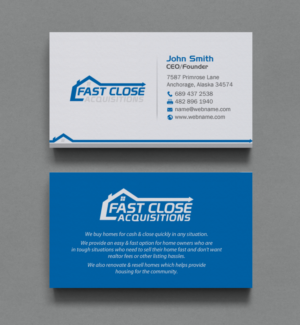 146 Masculine Elegant Business Business Card Designs for a ...