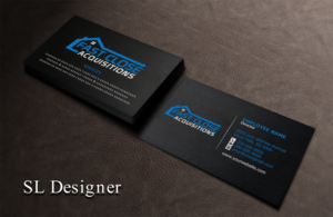 146 Masculine Elegant Business Business Card Designs for a ...