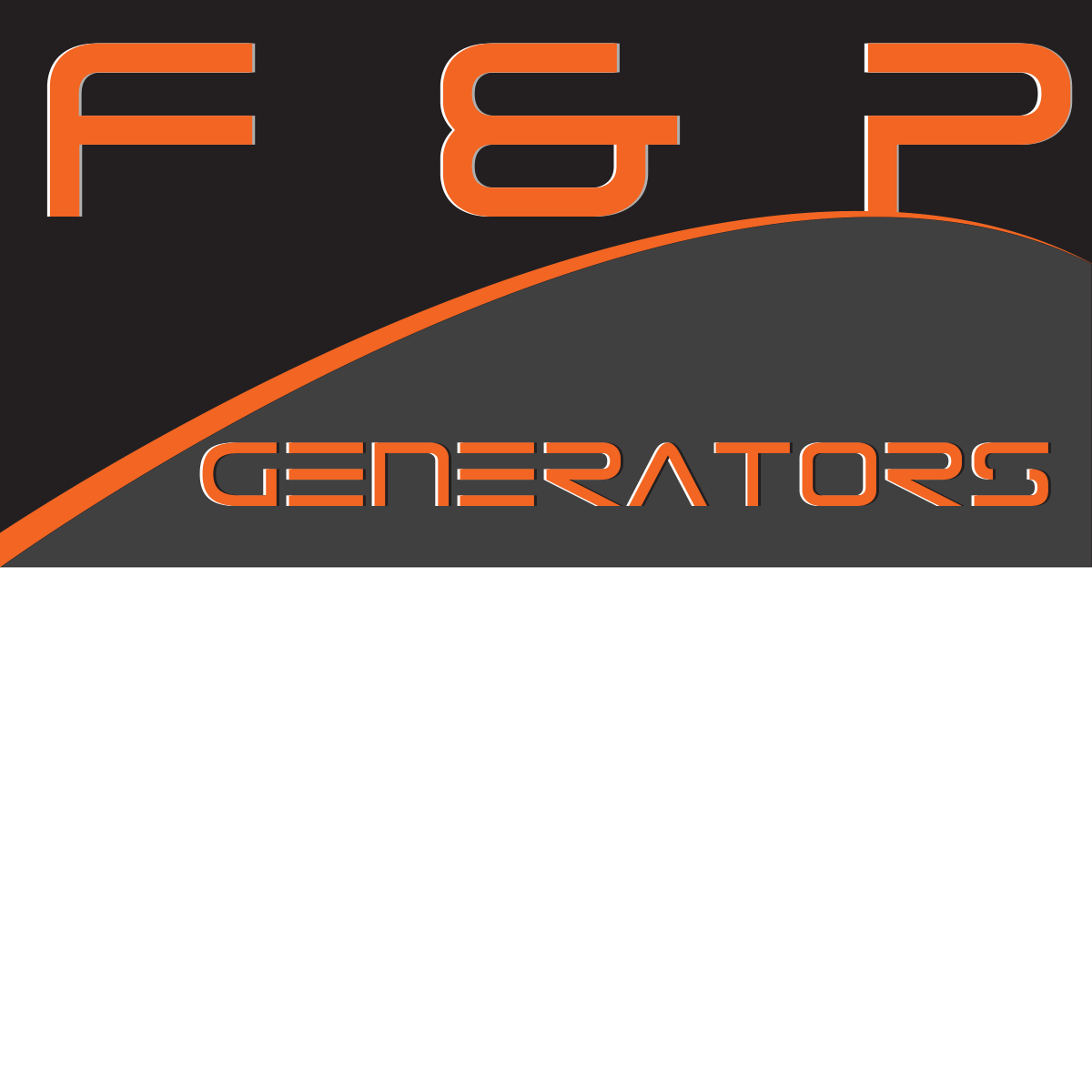 Serious professional logo design for f p generators by for Logo creation wizard