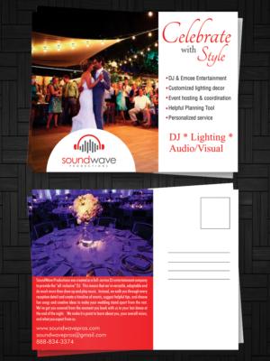 37 Bold Professional Wedding Postcard Designs for a Wedding ...