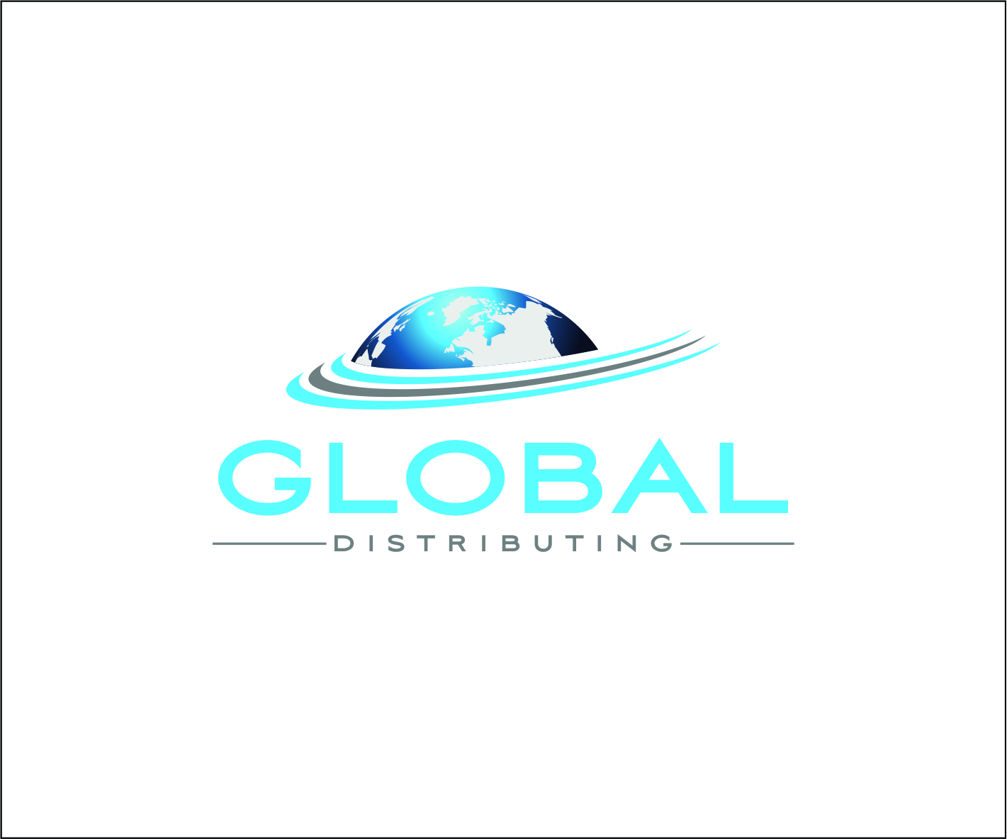 Bold conservative it company logo design for global for Global design company