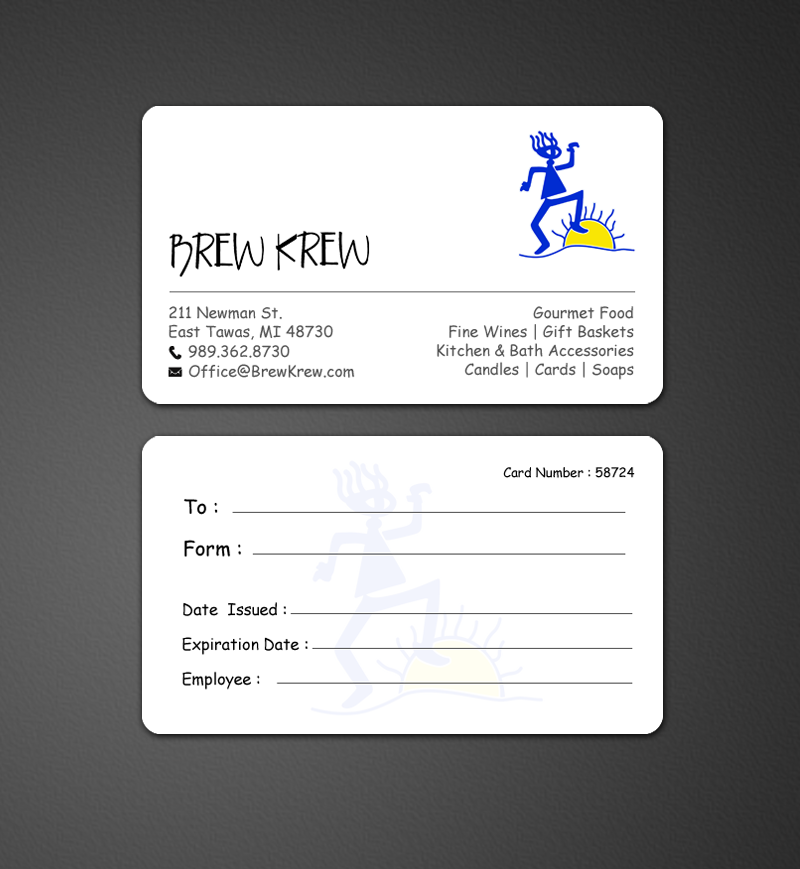 Playful, Bold, Business Business Card Design for a Company by ...