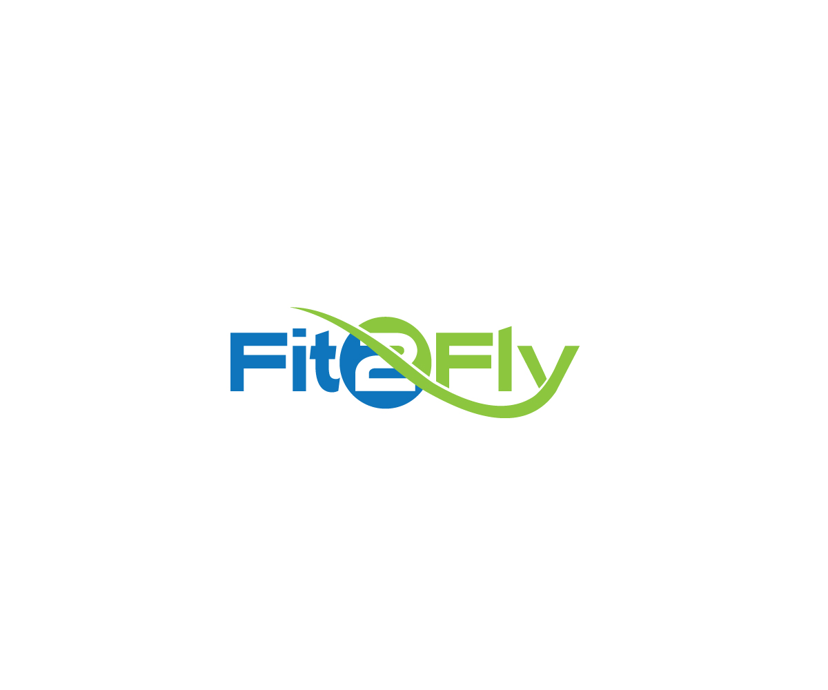 Fitness dise o de logo for fit2fly por wizard of art for Logo creation wizard