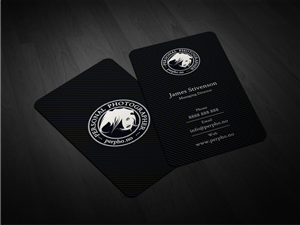 Business Card Design 2151024 Submitted To For Portrait Photography