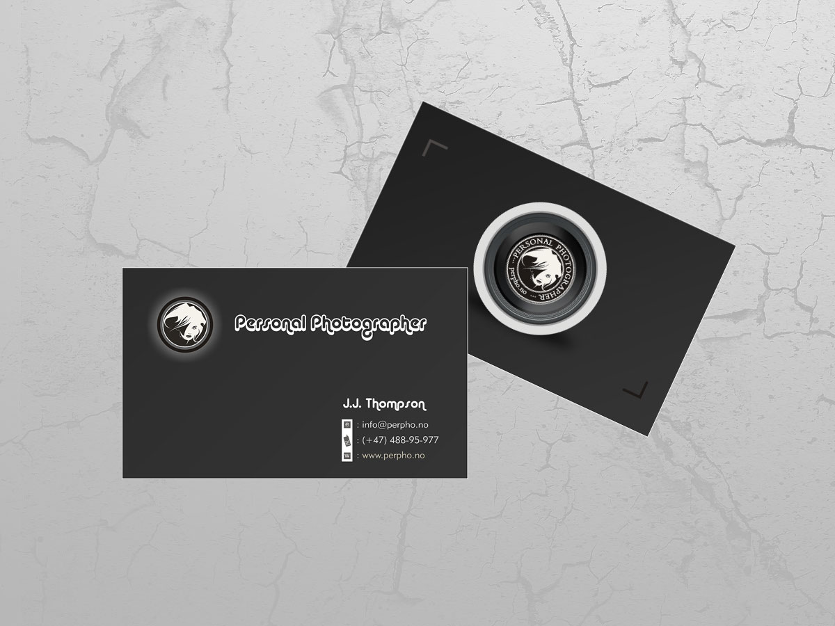 Business Card Design By Anil For Lukascuk Digitale Tjenester