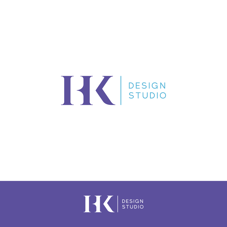 Logo Design By PH For HK Studio