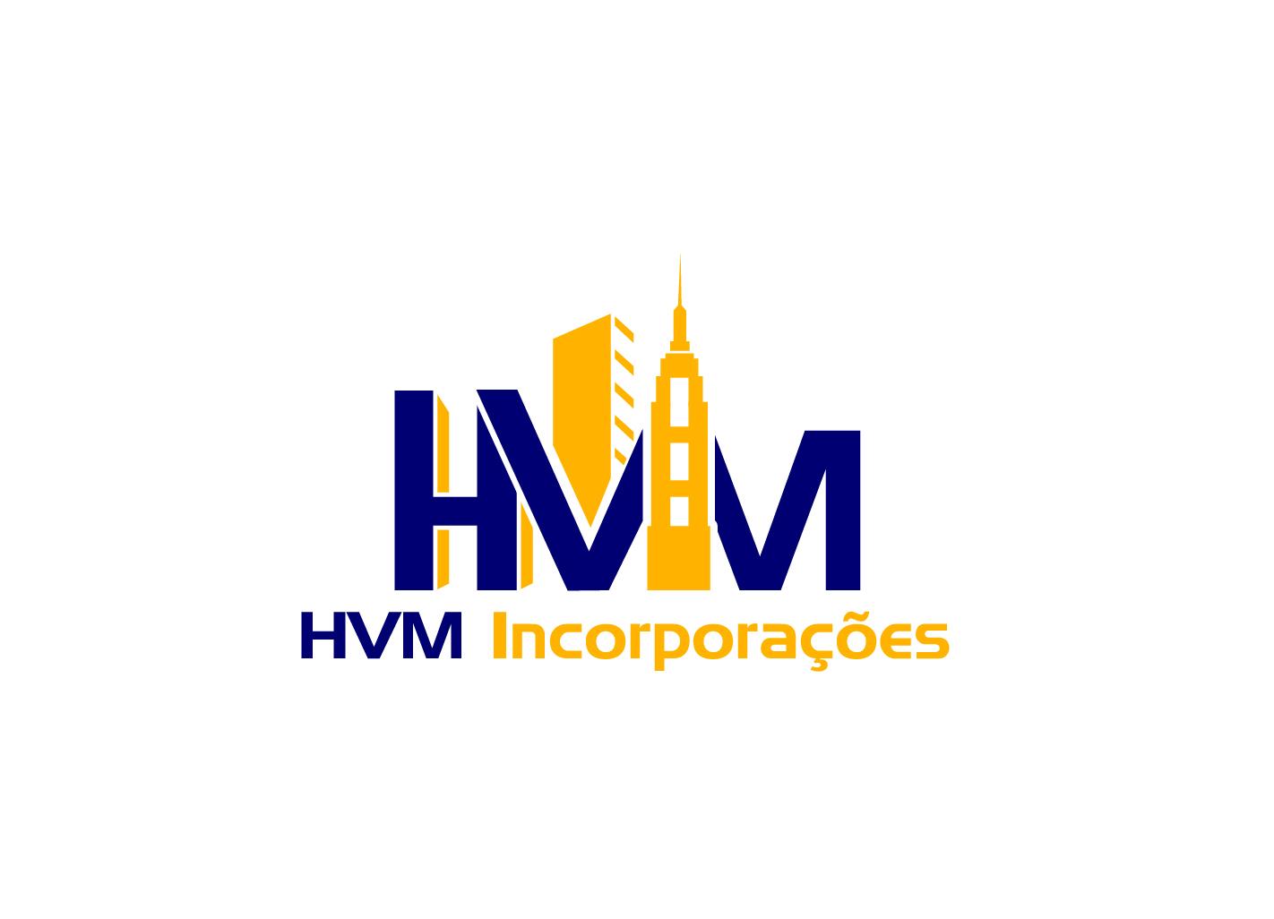 Professional Serious Real Estate Development Logo Design For Hvm