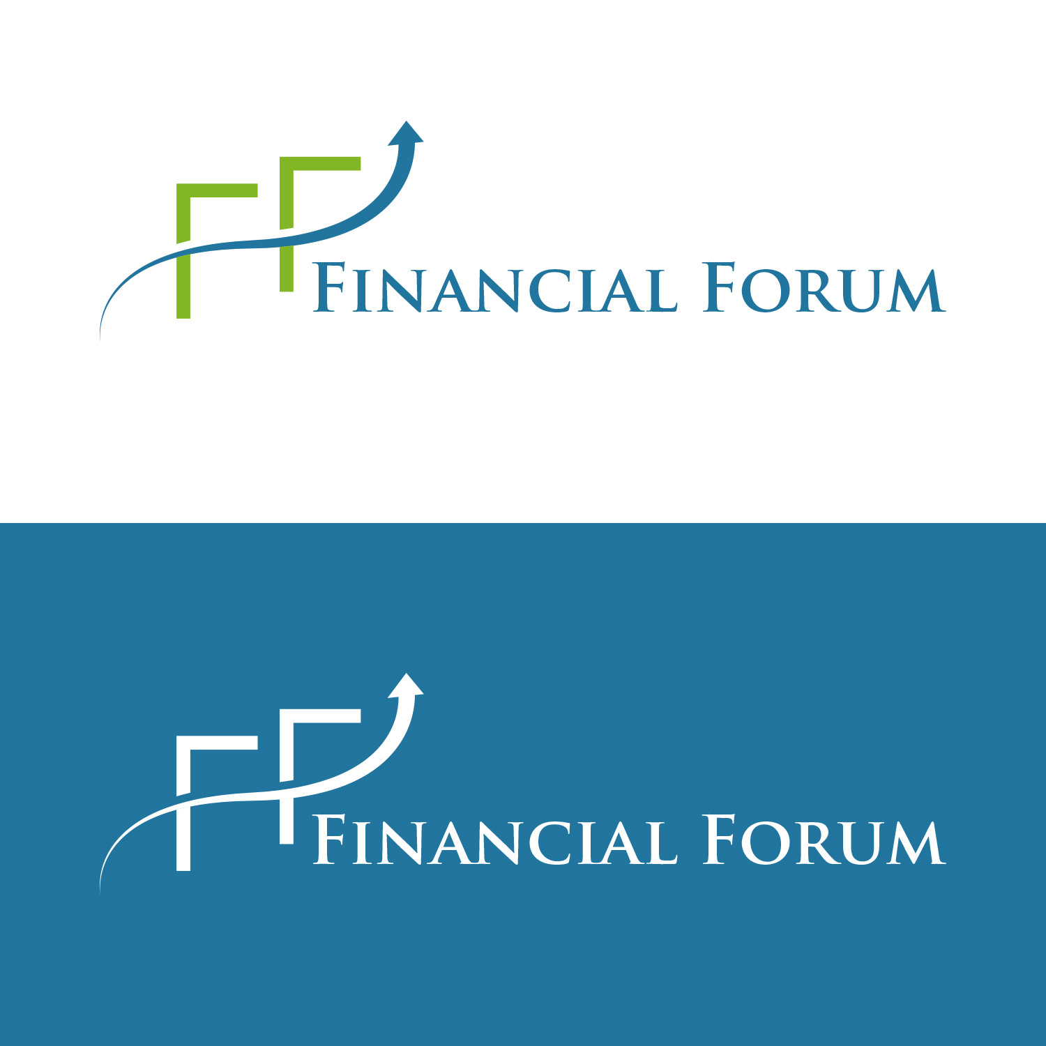 Professional, Serious, Financial Planning Logo Design for ...