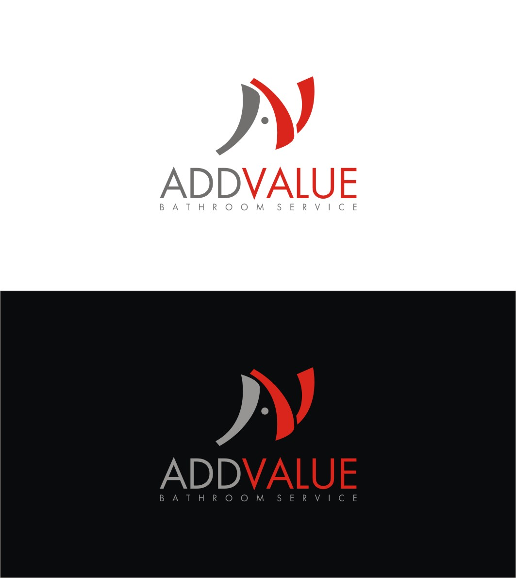Logo Design By Gvijaya26 For Add Value Bathroom Service Needs A Cool New We