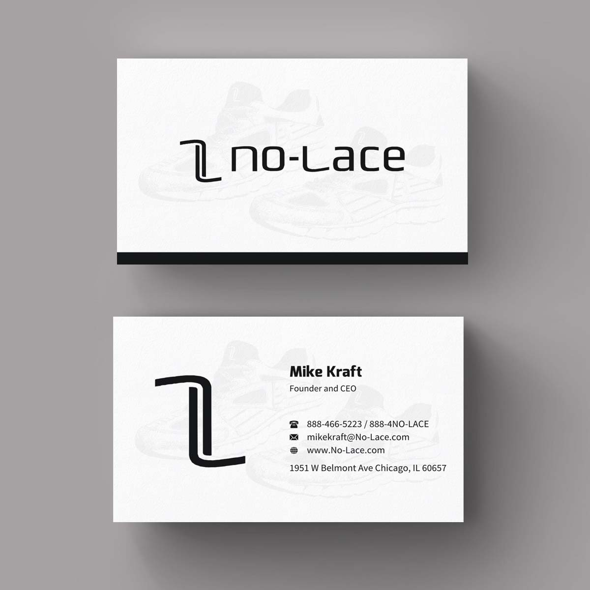Bold playful business business card design for no lace by bold playful business business card design for no lace in united states design 9976899 colourmoves